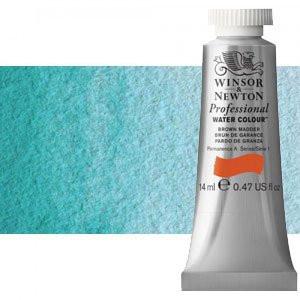 totenart-Acuarela Artist Winsor & Newton color turquesa de cobalto claro (14 ml)