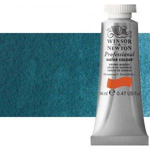 totenart-Acuarela Artist Winsor & Newton color turquesa de cobalto (14 ml)