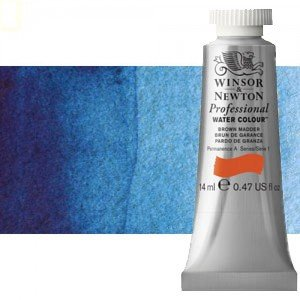 totenart-Acuarela Artist Winsor & Newton color turquesa ftalocianina (14 ml)