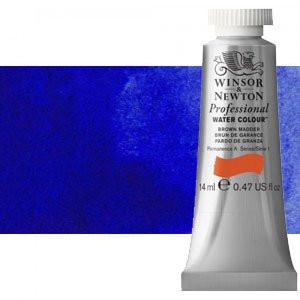 totenart-Acuarela Artist Winsor & Newton color ultramar francés (14 ml)