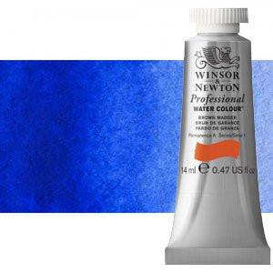 totenart-Acuarela Artist Winsor & Newton color ultramar sombra verde (14 ml)