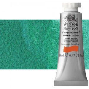 totenart-Acuarela Artist Winsor & Newton color verde de cobalto (14 ml)