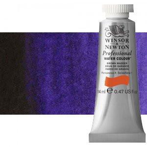 totenart-Acuarela Artist Winsor & Newton color violeta Winsor (14 ml)