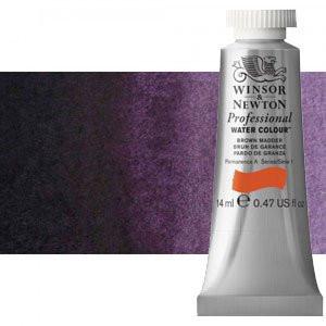totenart-Acuarela Artist Winsor & Newton color violeta de perileno (14 ml)