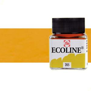 totenart-acuarela-liquida-ecoline-talens-227-ocre-amarillo-frasco-30-ml