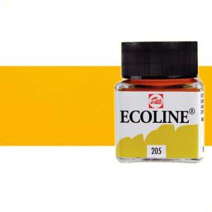totenart-acuarela-liquida-ecoline-talens-259-amarillo-arena-frasco-30-ml