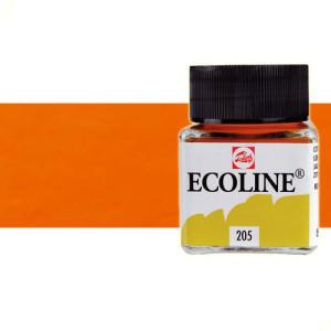 totenart-acuarela-liquida-ecoline-talens-311-bermellon-frasco-30-ml