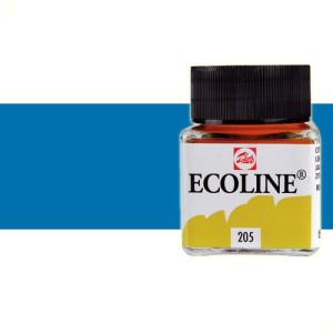 totenart-acuarela-liquida-ecoline-talens-508-azul-de-prusia-frasco-30-ml