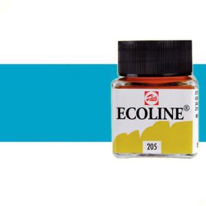 totenart-acuarela-liquida-ecoline-talens-522-azul-turquesa-frasco-30-ml
