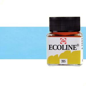 totenart-acuarela-liquida-ecoline-talens-580-azul-pastel-frasco-30-ml