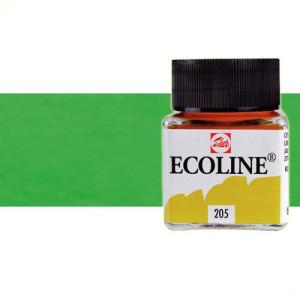 totenart-acuarela-liquida-ecoline-talens-600-verde-frasco-30-ml