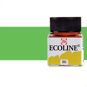 Totenart. Acuarela líquida Talens color Verde claro (30 ml)