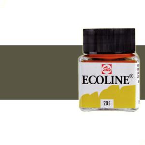 totenart-acuarela-liquida-ecoline-talens-718-gris-calido-frasco-30-ml