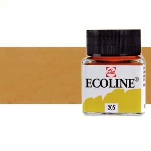 totenart-acuarela-liquida-ecoline-talens-801-oro-frasco-30-ml