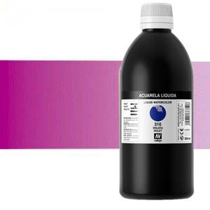 Acuarela Liquida Vallejo n. 270 Magenta Primario, 500 ml.