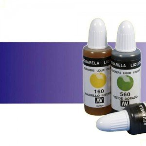 totenart-acuarela-liquida-vallejo-460-azul-añil-bote-32-ml