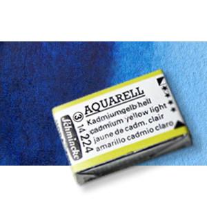 Totenart-Acuarela Schmincke Horadam, azul de Paris 491, Godet Completo.