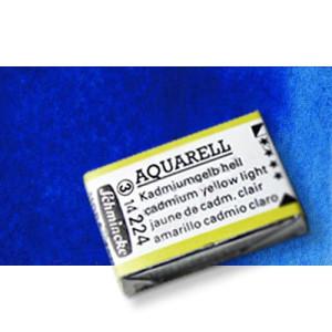 Totenart-Acuarela Schmincke Horadam, Azul ultramar 496 , Godet Completo.