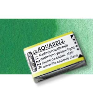 Totenart-Acuarela Schmincke Horadam, verde de cobalto puro 535, Godet Completo.