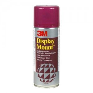 totenart-Spray Adhesivo 3M Display Mount, Permanente, 400 ml.