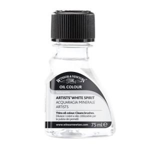 Totenart - Aguarrás White Spirit Winsor & Newton (75 ml) - Totenart