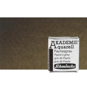 Acuarela Schmincke Akademie, Sepia 665, 1/2 Godet.