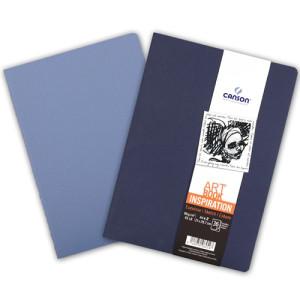 Blocs Art Book Inspiration Canson, 14.8x21 cm, 96 gr, 30 h., (Set 2 blocs) -Tapas colores varios-