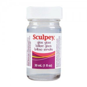 Barniz Brillante Sculpey Studio, 30 ml.