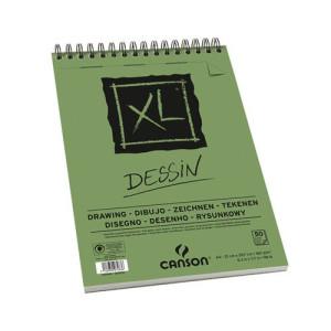 totenart-Esbozo Canson XL (Block), 50h., 160 gr., A3