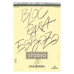 totenart-Esbozo Guarro (Block), 100h., 90 gr., A3