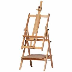 Material bellas artes pintura caballete para pintura - Caballetes para tableros ...