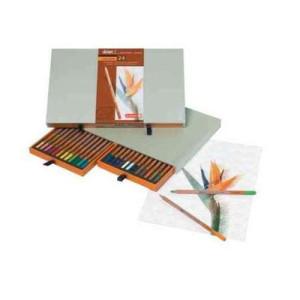 totenart-Estuche de 24 lápices color Sakura Bruynzeel