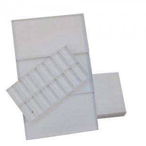 totenart-Caja acuarela rellenable metálica abierta