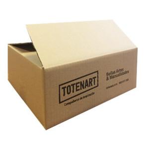 Totneart- Caja Cartón Totenart 1