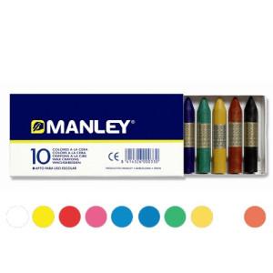 Totenart-Ceras Manley, 10 colores