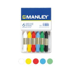 Totenart-Ceras Manley, 6 colores
