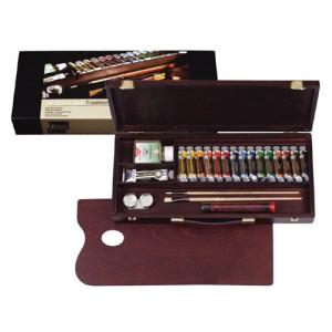 Totenart. Caja de madera Traditional óleo Rembrandt