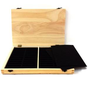 Caja madera vacía pastel 48 uds, Totenart.