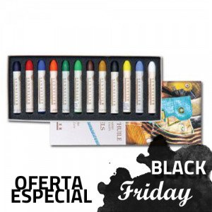 totenart-caja-pastel-oleo-sennelier-12-colores-set-universal-black-friday