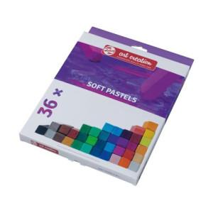 Caja pastel seco barra suave 36 colores Art Creation