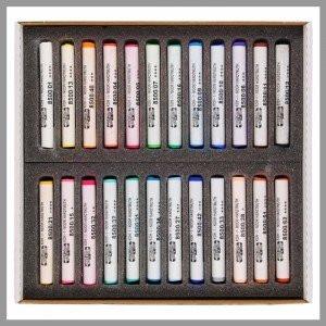 totenart-Caja Pastel Toison D'Or Koh-I-Nor, 24 uds.
