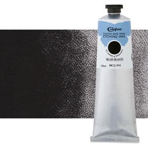 Tinta Grabado Ecológica Negro Marron, tubo 150 ml.