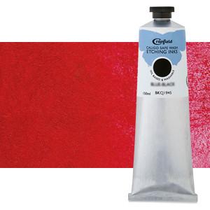 Tinta Grabado Ecológica Rojo Naftol, tubo 150 ml.