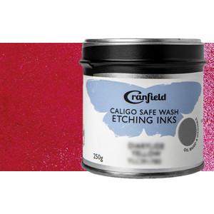 Tinta Grabado Ecológica Rojo Primario (Magenta), Lata 250 gr.