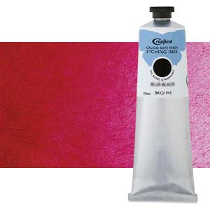 Tinta Grabado Ecológica Rojo Rubi, tubo 150 ml.