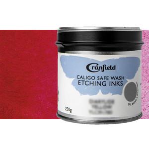 Tinta Grabado Ecológica Rojo Rubi, Lata 250 gr.