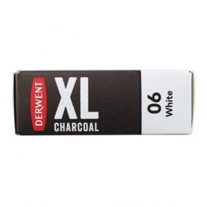 Carboncillo en barra XL Blanco 06 Derwent