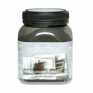 Totenart-Carboncillo en polvo Cretacolor bote de 175 gr.