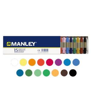 Totenart-Ceras Manley, 15 colores