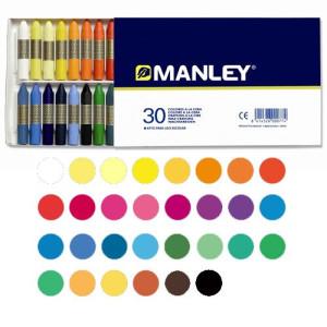 Totenart-Ceras Manley, 30 colores